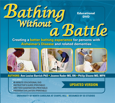 Bathing Without a Battle DVD