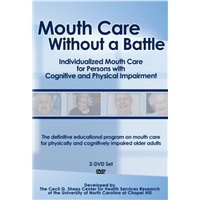 Mouth Care Without a Battle 2 DVD Set